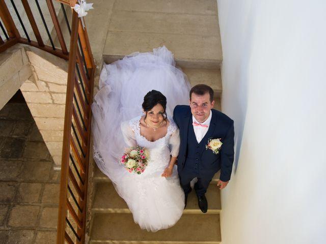 Le mariage de Julien et Johanna à Corpe, Vendée 14