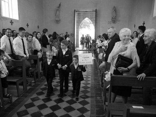 Le mariage de Julien et Johanna à Corpe, Vendée 15