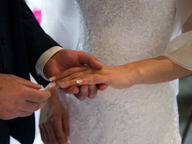 Le mariage de Julien et Johanna à Corpe, Vendée 16