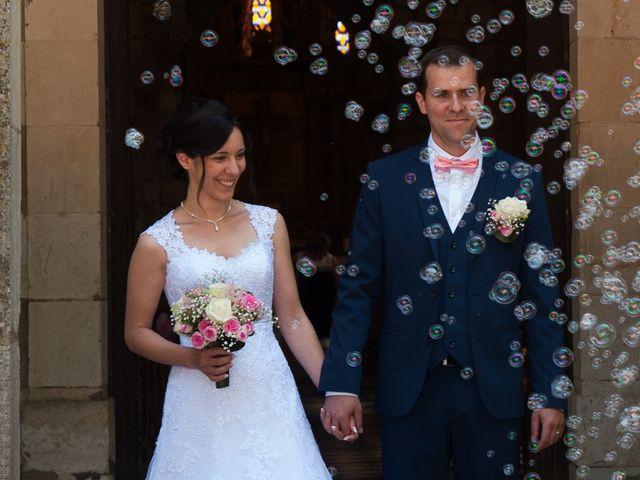Le mariage de Julien et Johanna à Corpe, Vendée 19