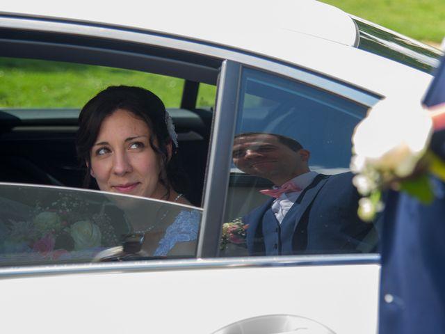 Le mariage de Julien et Johanna à Corpe, Vendée 21