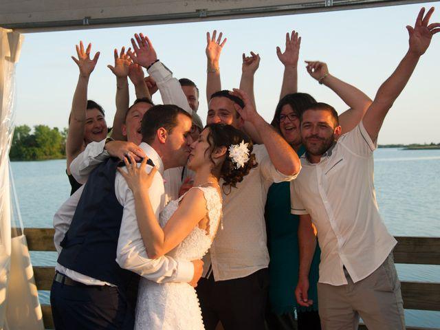 Le mariage de Julien et Johanna à Corpe, Vendée 29
