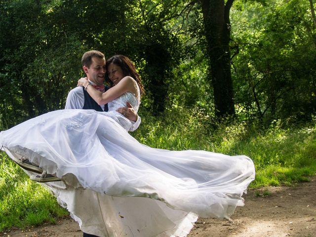 Le mariage de Julien et Johanna à Corpe, Vendée 35