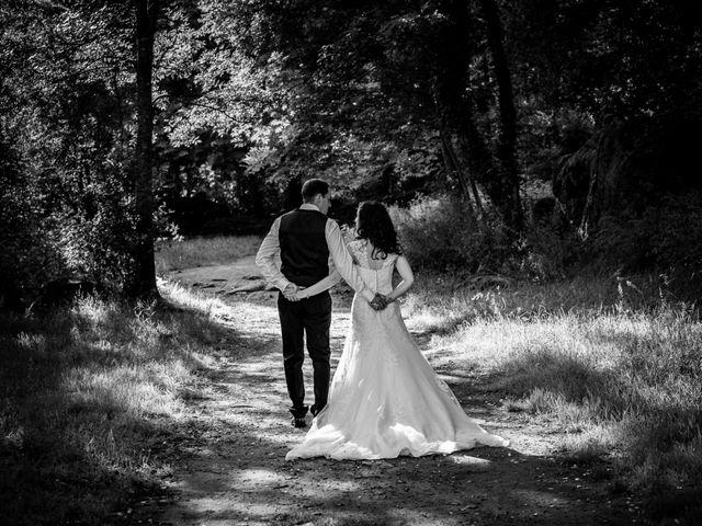 Le mariage de Julien et Johanna à Corpe, Vendée 38
