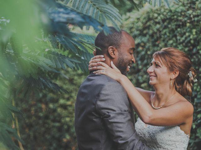 Le mariage de Amélie et Mahamat