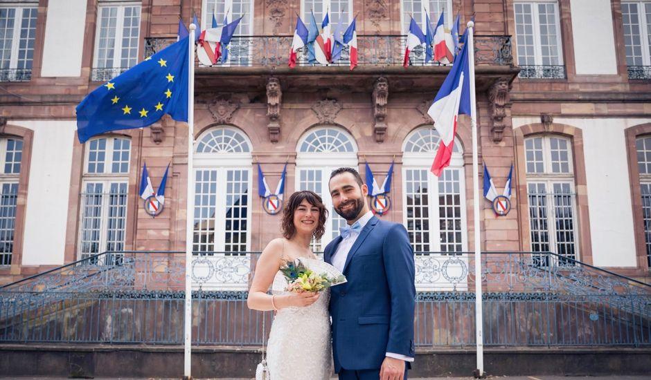Le mariage de Benjamin et Anaelle à Ribérac, Dordogne