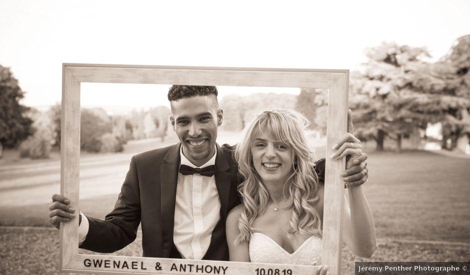 Le mariage de Anthony et Gwenaël à Persan, Val-d'Oise