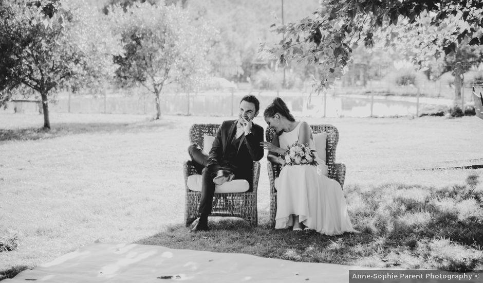 Le mariage de Maxime et Marina à Fréjus, Var