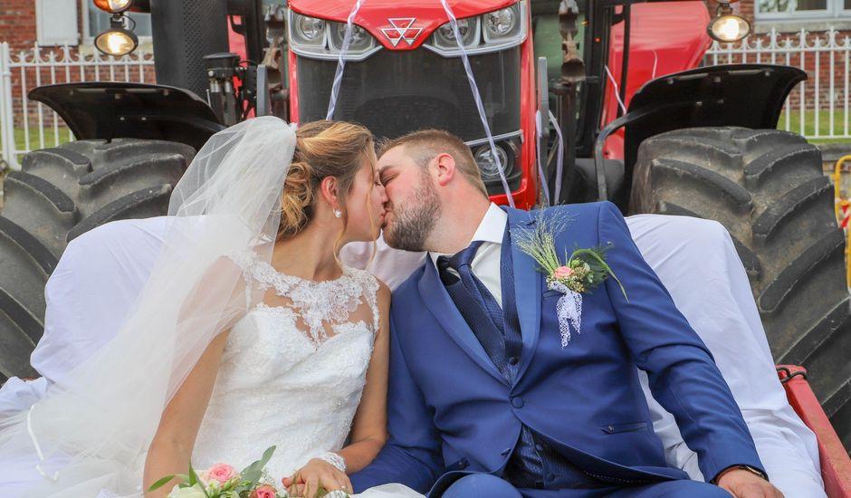 Le mariage de Dimitri et Julie à Ferrières-en-Bray, Seine-Maritime