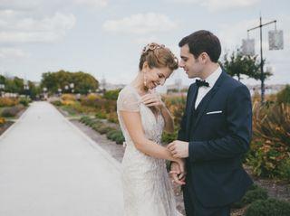 Le mariage de Albina et Antoine
