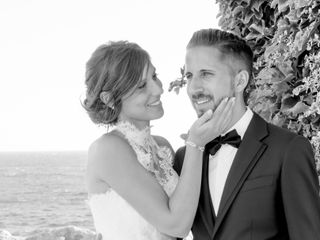 Le mariage de Alicia et Romain