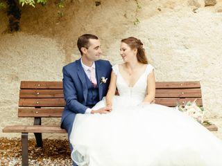 Le mariage de Manon et Aurélien