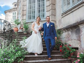 Le mariage de Nathalie et Tony