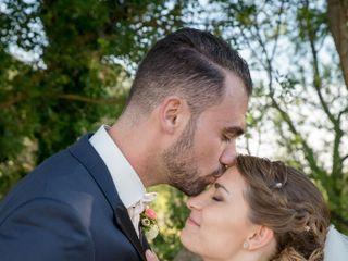 Le mariage de Morgane et Sylvain