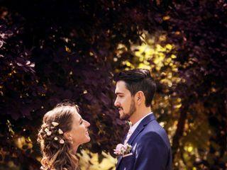 Le mariage de Jessica et Hubert 1