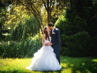 Le mariage de Jessica et Hubert