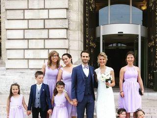Le mariage de Ronan et Cassiana 1