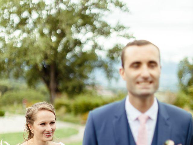 Le mariage de Aurélien et Manon à Copponex, Haute-Savoie 26