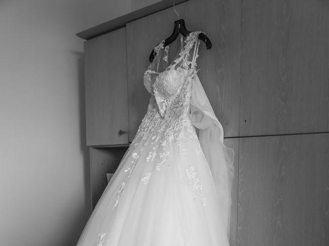 Le mariage de Julien et Alona à Morsang-sur-Orge, Essonne 3