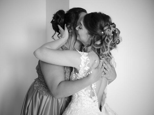 Le mariage de Julien et Alona à Morsang-sur-Orge, Essonne 15