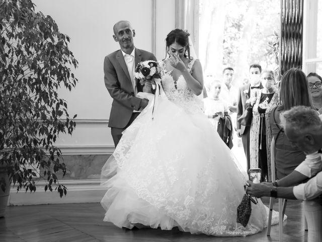 Le mariage de Julien et Alona à Morsang-sur-Orge, Essonne 55