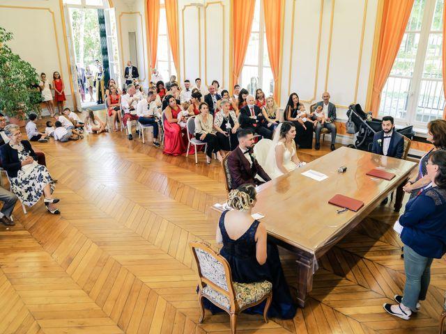Le mariage de Julien et Alona à Morsang-sur-Orge, Essonne 61