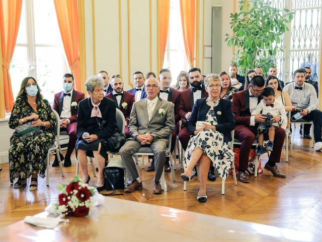 Le mariage de Julien et Alona à Morsang-sur-Orge, Essonne 68