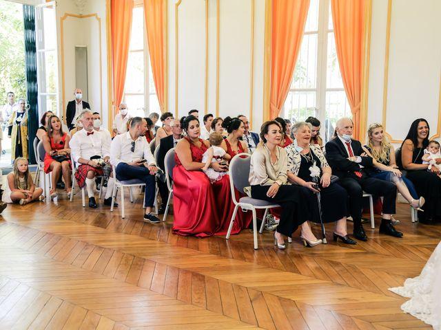 Le mariage de Julien et Alona à Morsang-sur-Orge, Essonne 69