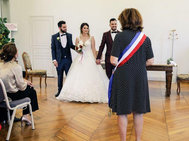 Le mariage de Julien et Alona à Morsang-sur-Orge, Essonne 70