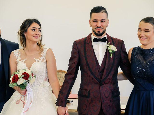 Le mariage de Julien et Alona à Morsang-sur-Orge, Essonne 72