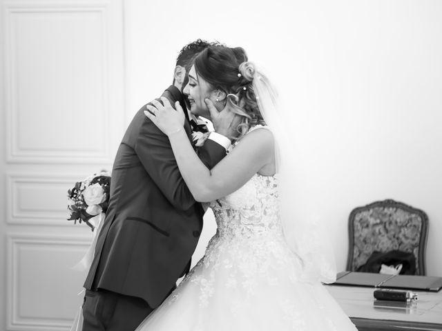Le mariage de Julien et Alona à Morsang-sur-Orge, Essonne 75