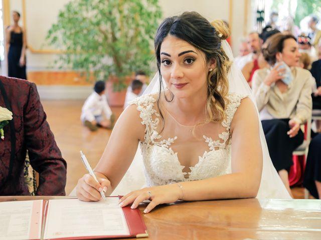 Le mariage de Julien et Alona à Morsang-sur-Orge, Essonne 81
