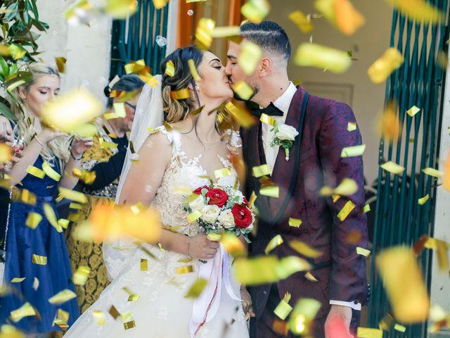 Le mariage de Julien et Alona à Morsang-sur-Orge, Essonne 85
