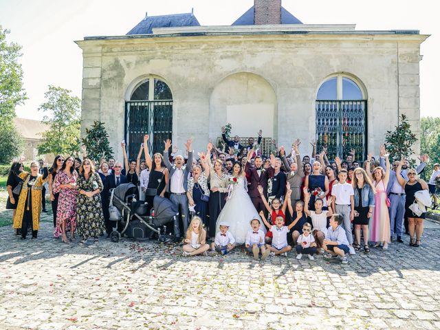 Le mariage de Julien et Alona à Morsang-sur-Orge, Essonne 86