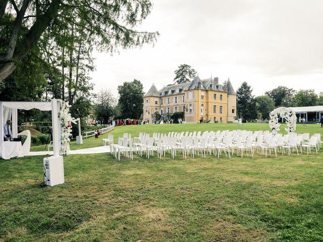 Le mariage de Julien et Alona à Morsang-sur-Orge, Essonne 90