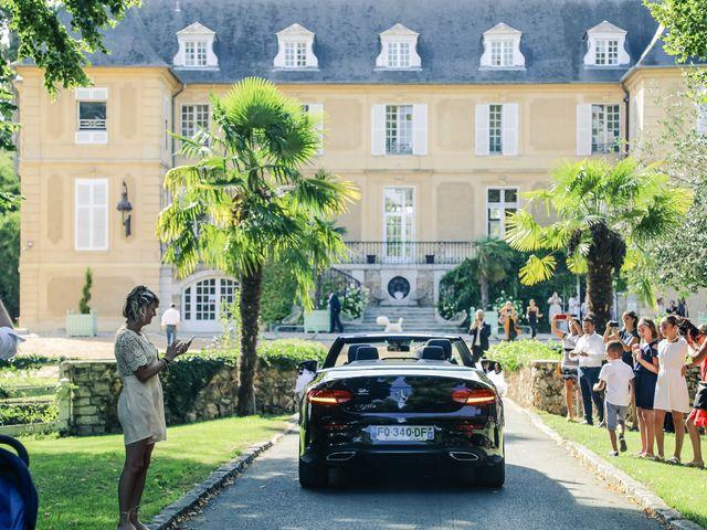 Le mariage de Julien et Alona à Morsang-sur-Orge, Essonne 92