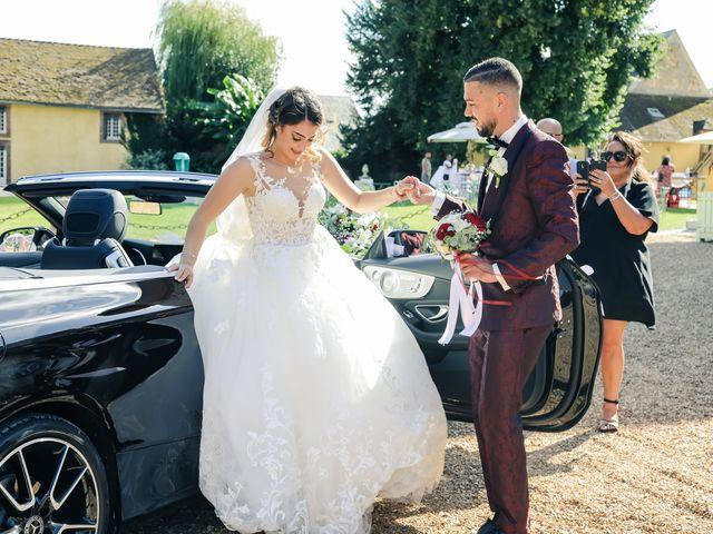 Le mariage de Julien et Alona à Morsang-sur-Orge, Essonne 94