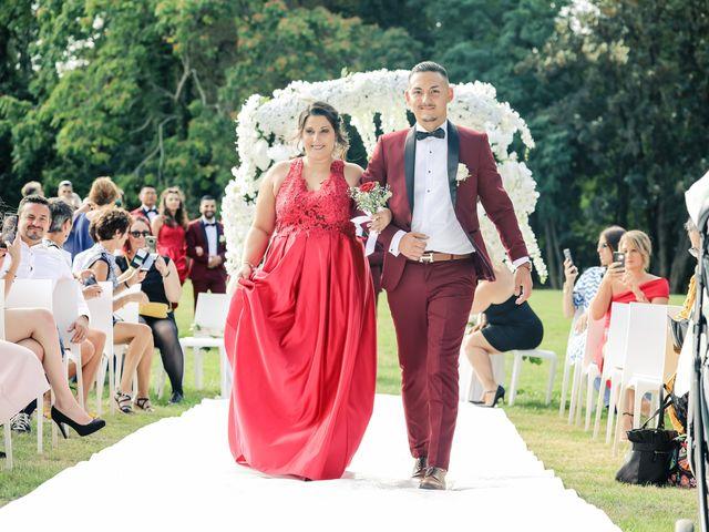 Le mariage de Julien et Alona à Morsang-sur-Orge, Essonne 96
