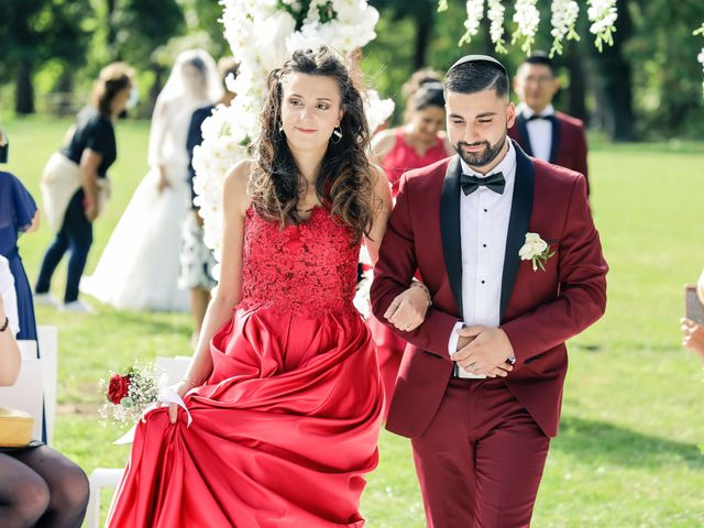 Le mariage de Julien et Alona à Morsang-sur-Orge, Essonne 99
