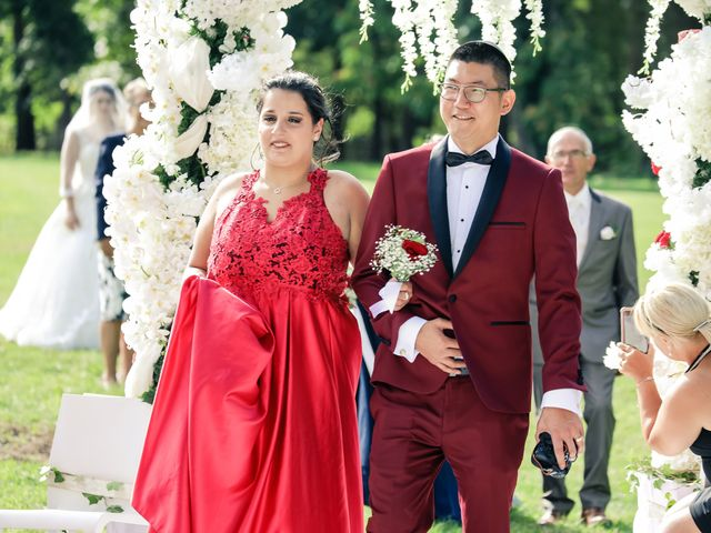 Le mariage de Julien et Alona à Morsang-sur-Orge, Essonne 100