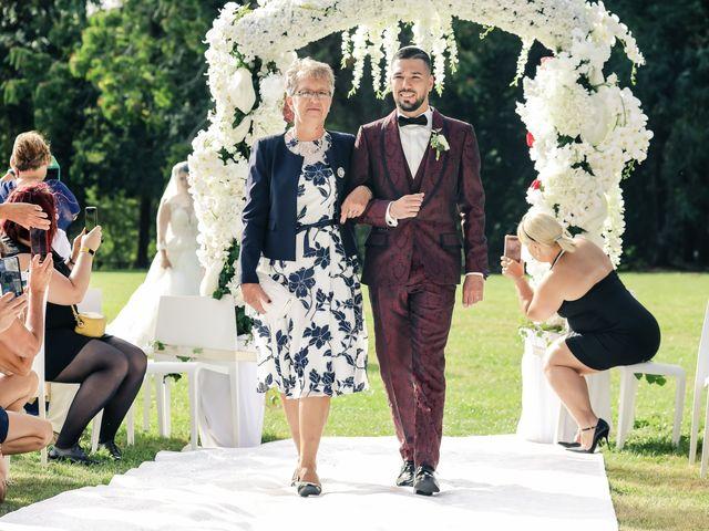 Le mariage de Julien et Alona à Morsang-sur-Orge, Essonne 102