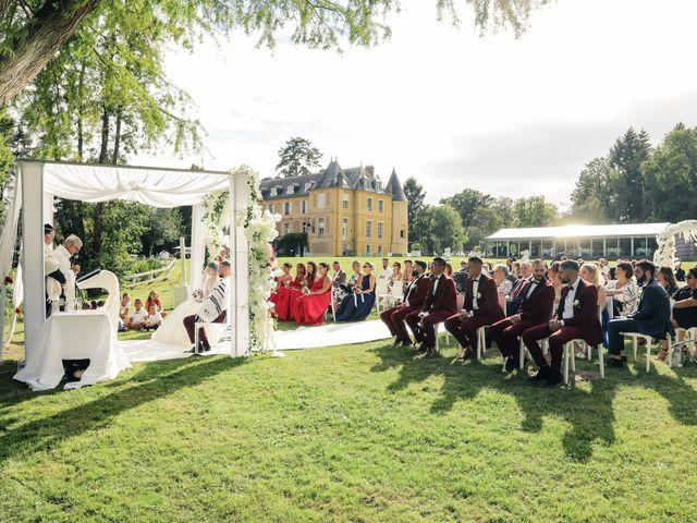 Le mariage de Julien et Alona à Morsang-sur-Orge, Essonne 113
