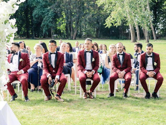Le mariage de Julien et Alona à Morsang-sur-Orge, Essonne 115