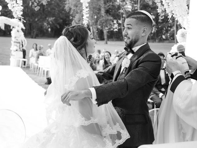 Le mariage de Julien et Alona à Morsang-sur-Orge, Essonne 121