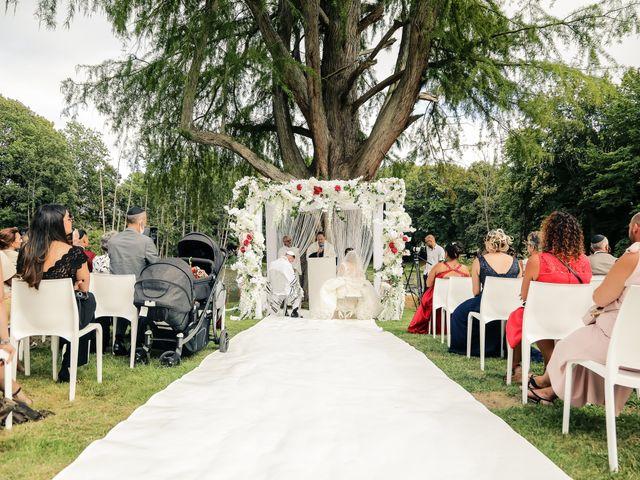 Le mariage de Julien et Alona à Morsang-sur-Orge, Essonne 124