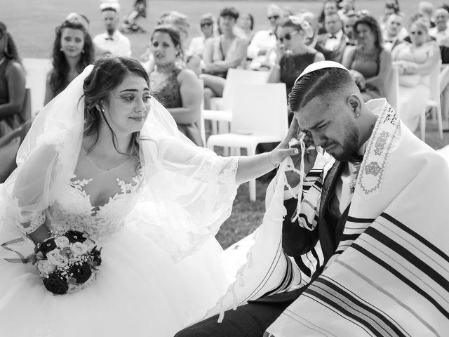 Le mariage de Julien et Alona à Morsang-sur-Orge, Essonne 126