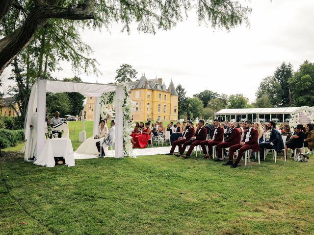 Le mariage de Julien et Alona à Morsang-sur-Orge, Essonne 139