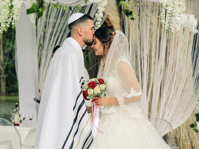 Le mariage de Julien et Alona à Morsang-sur-Orge, Essonne 151
