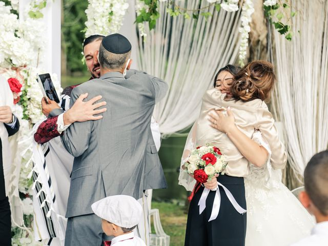 Le mariage de Julien et Alona à Morsang-sur-Orge, Essonne 152