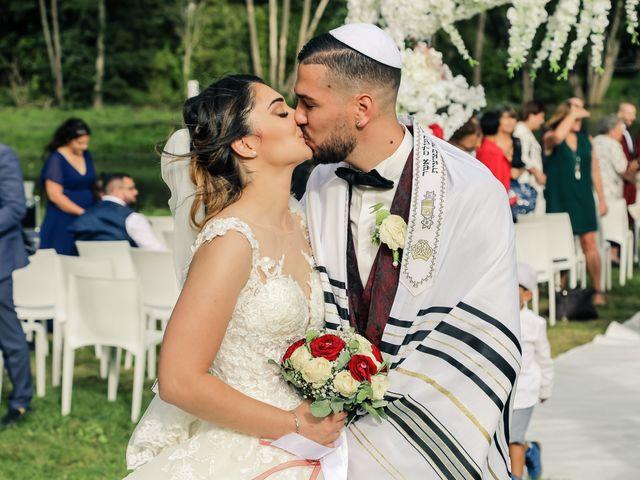 Le mariage de Julien et Alona à Morsang-sur-Orge, Essonne 156